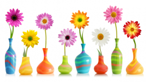 Hurricane Vases: From Casual to Formal
